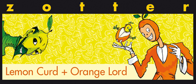 Zotter Lemon Curd + Orange Lord
