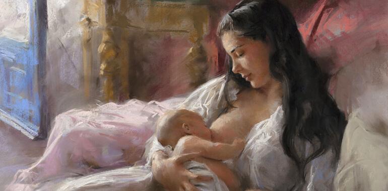 Странная мама
