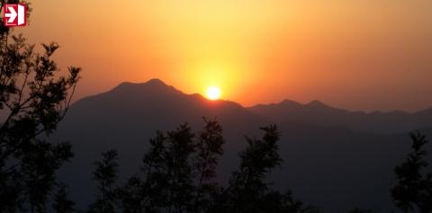 Экспедиция в Индию: рассвет в Кунджапури